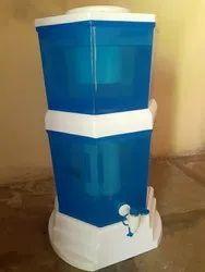 Gravity Water Filter with Alkaline