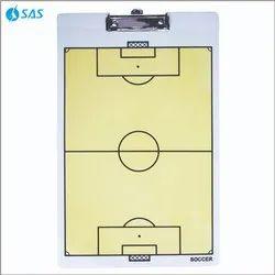 SAS Soccer Clip Board
