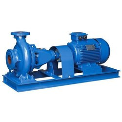 PPC Single Stage Horizontal Centrifugal Pump
