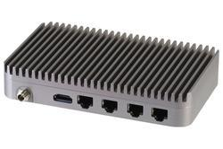 Ultra Slim Fanless Embedded Box PCs