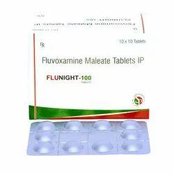 Fluvoxamine Maleate 100 mg Tablets