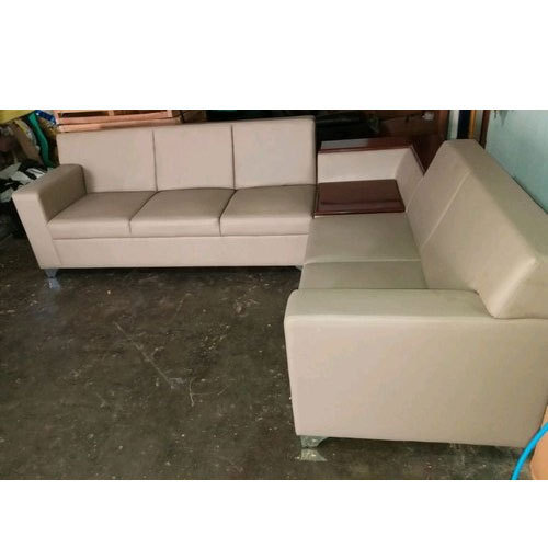 Beige Sofa Set With Corner Table, Rs 45000 /set, Replad Renovator ...