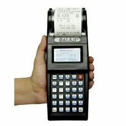 Bala ji Manual Balaji Handheld Billing Machine