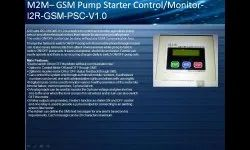 M2M-Advanced GSM Mobile Starter Controller and Monitor