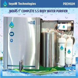 Stainless Steel Water Purifier