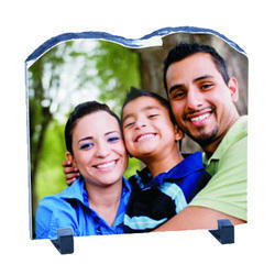 Sublimation Rock Photo Frame (VSH - 32)