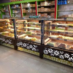 SS Sweets Display Counter