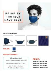 Priority Protective Masks N95