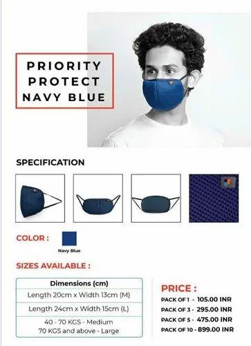 Priority Protective Masks N95
