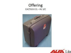 VIP ALFA LITE CACTUS 52 AL, Model Name/Number: CACT52ALABR, Grade: 1st