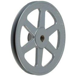 Cast Iron Iron Pulley, Packaging Type: Box