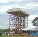 FRP Water Reservoir Tank