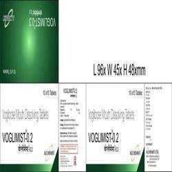 Voglibose Mouth Dissolving 0.2 Mg Tablet