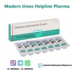 Buy Online Glatiramer Acetate Injection Suppliers Exporters  India-Russia-China
