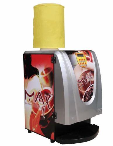 Max Tea And Coffee Vending Machine Model : Roco 3 Lane at Rs 16000 ...