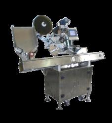 Vial Sticker Labelling Machine