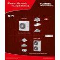Toshiba 5.0 Tr Inverter Cassette AC