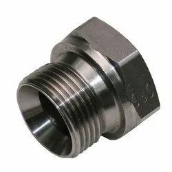 Alloy Steel Threaded Plug