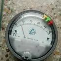 Aerosense Model ASG-O Differential Pressure Gauge Range 0-.50 Inch WC