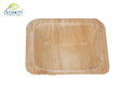 Ecoriti Biodegradable Eco Friendly Disposable Leaf Square Bowl