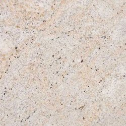 Polished Slab Ivory Fantasy Granite, For Flooring, Thickness: 17 mm