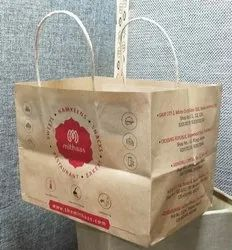 Virgin Craft Paper Bag