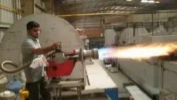 Fire Type Boiler Industrial Burner Repair Services
