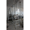 Double Sided Aluminium Stool Ladder