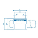 Linear Bearing LME50UU