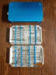 Small Fragment Orthopedic Instrument Set
