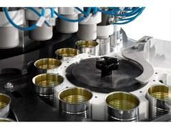 Oil Tin Seaming Machine