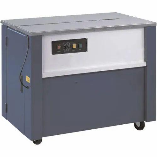 Single Phase Mild Steel Semi Automatic Box Strapping Machine