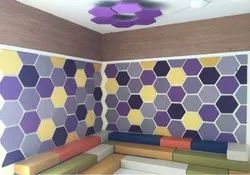 Fabric Acoustical Wall Panel