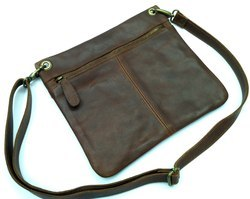 Vintage Soft Leather Sling Bag
