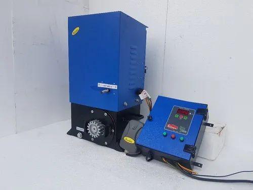 Three Phase 9.5 Mtr/Min Heavy Duty Industrial Sliding Gate Motor
