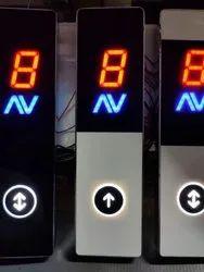 Passenger Lift Cop Panel
