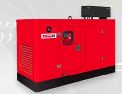 62.5 KVA Eicher Silent Diesel Generator