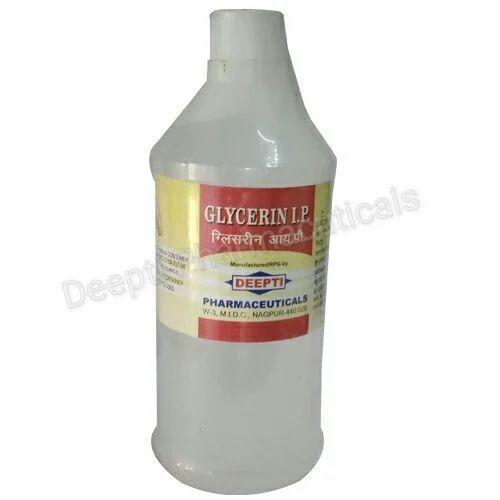 glycerine i p  glycerol   grade standard  pharmaceutical