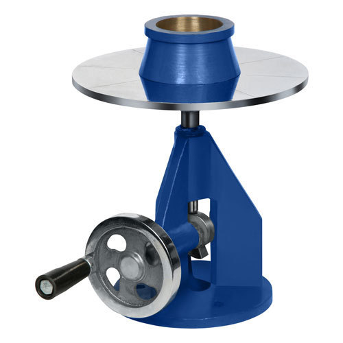 Mild Steel Cement Testing Equipment, For Industrial Use, Rs 16500 /piece |  ID: 16763215430