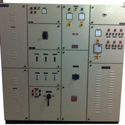 Three Phase PDB Control Panel