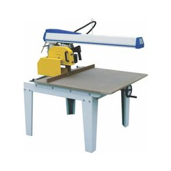RAS-600 Radial Arm Saw Machine