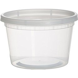 Food Pack Plastic Container