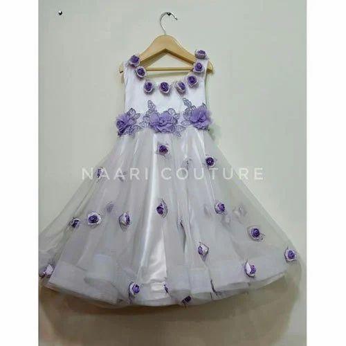 a374a365bdd Party Wear Kids Girls Dress