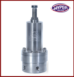 Piston Operated Pressure Regulator