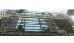 Scaffolding Material Rental Services - Scaffolds Rental