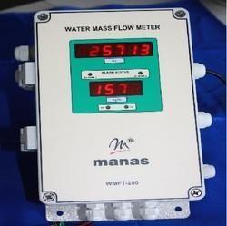 Water Mass Flow Meter