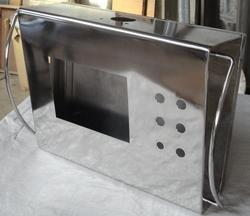 Precise Stainless Steel Fabrication