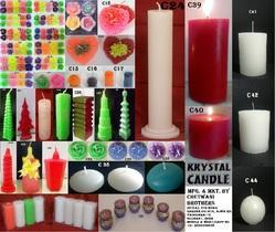 Home Decorative Candles