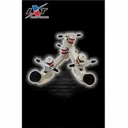 Aluminium Roller Hockey Metal Frame