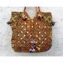 Patchwork Vintage Women's Banjara Embroidery Shoulder Bag